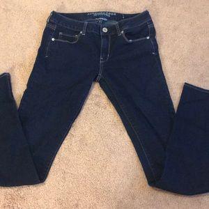 American Eagle X-Long Skinny Jeans